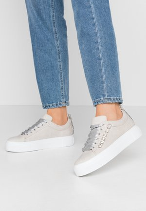 BIG - Sneakers - sasso/weiß
