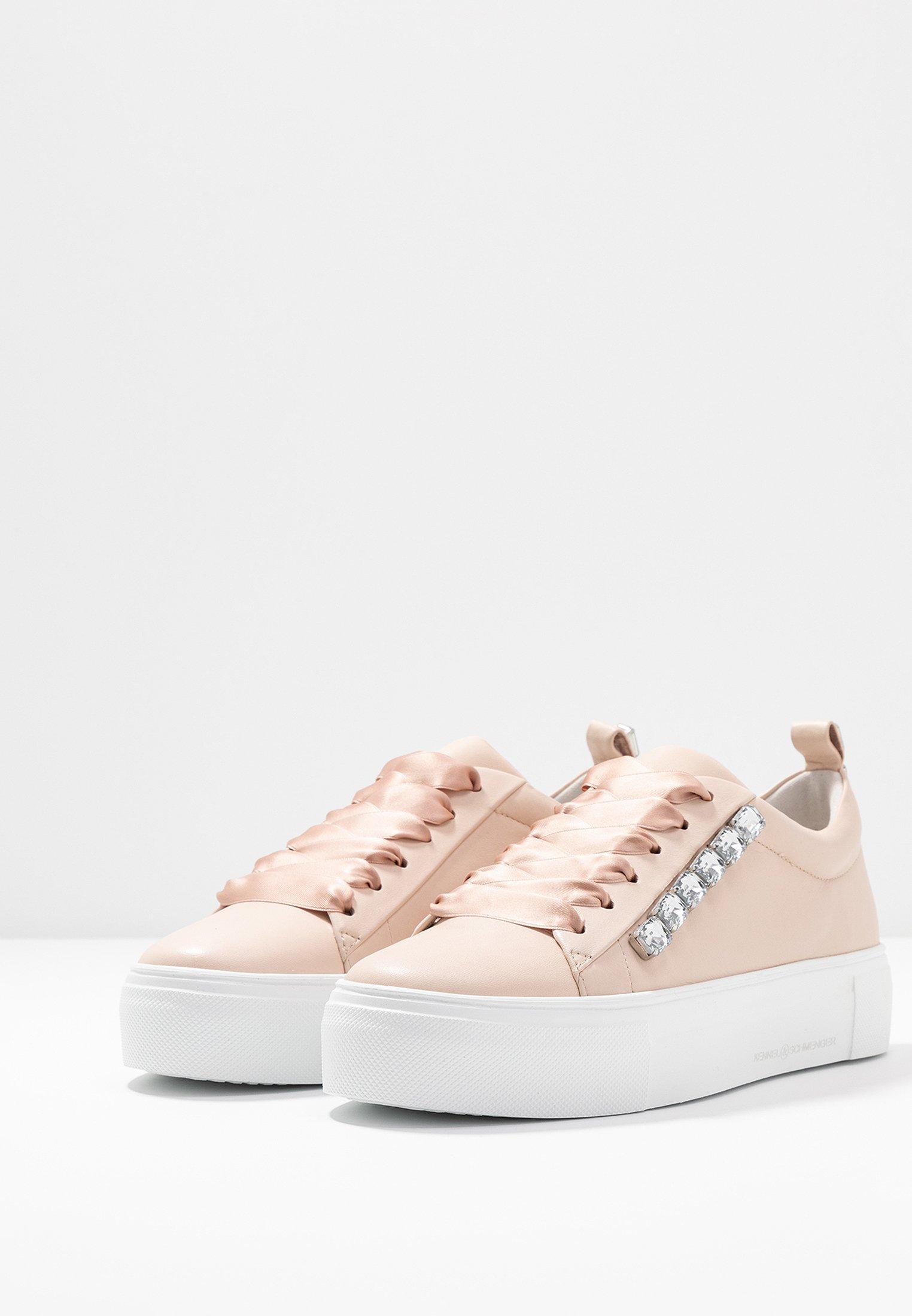 BIG Sneakers cremaweiß