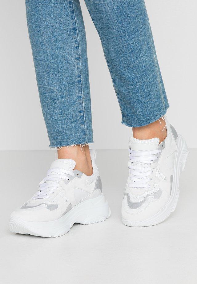 Trainers - bianco/ice weiß