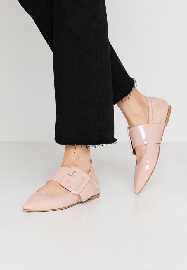 Ballerinasko m/ rem - rose