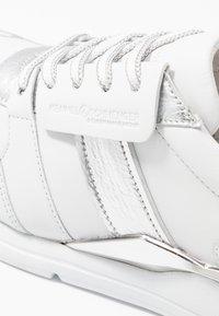 Kennel + Schmenger - Trainers - bianco/silver - 2