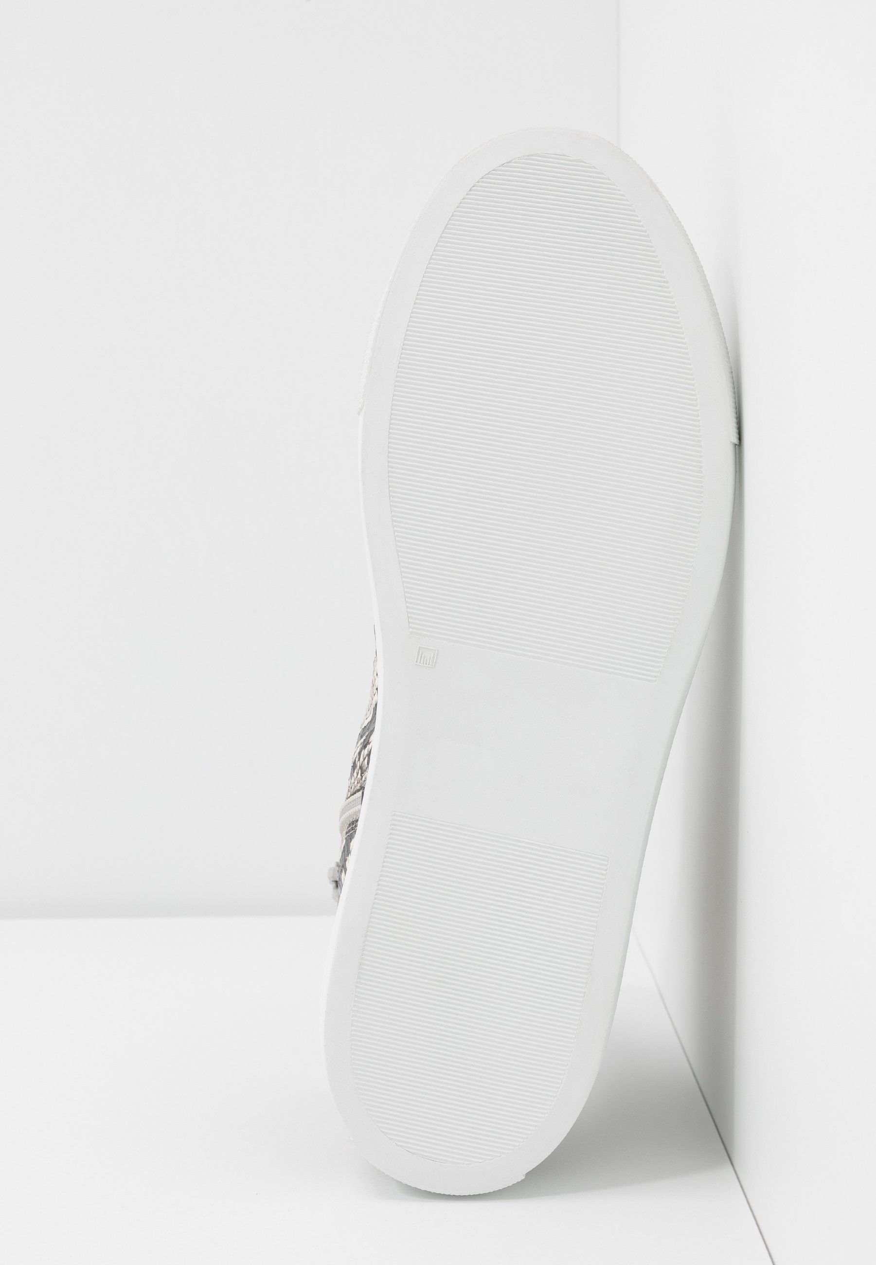 Kennel + Schmenger BASE - Sneakers high - grey/bianco