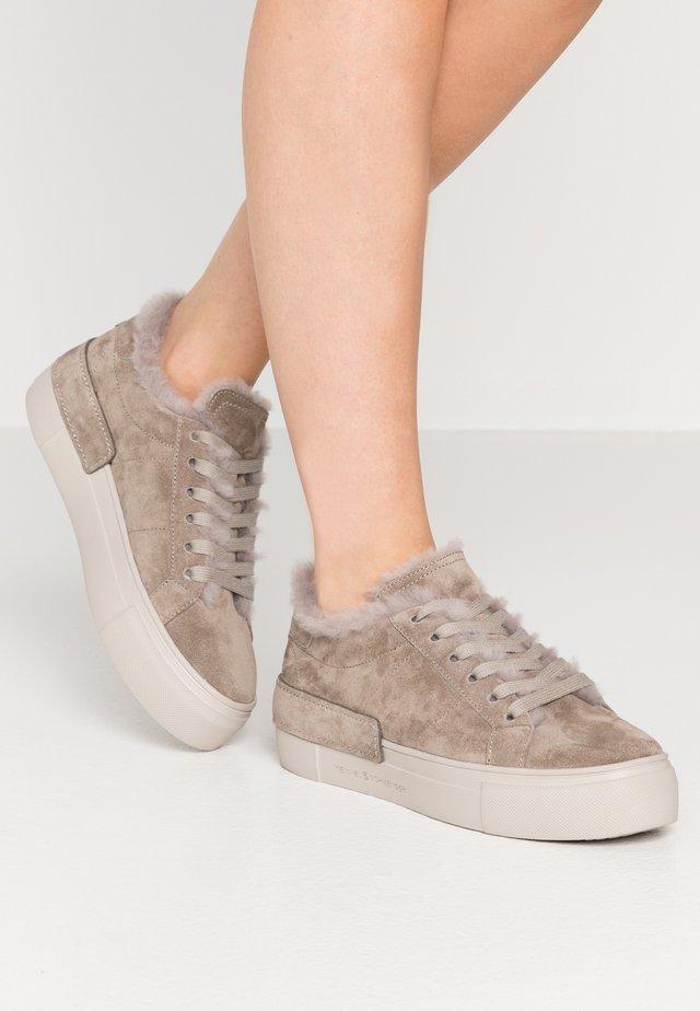 SONIC - Sneakersy niskie - pebble