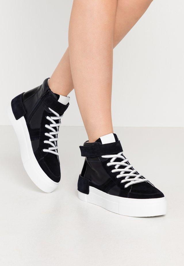 SONIC - Höga sneakers - ocean