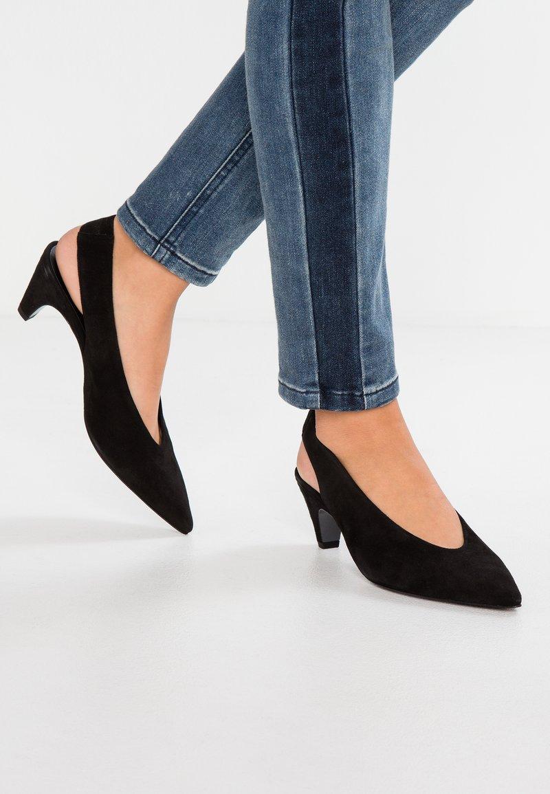 Kennel + Schmenger - SELMA - Classic heels - schwarz