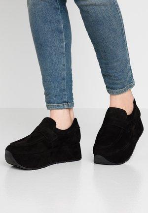 HEAVEN - Slippers - black
