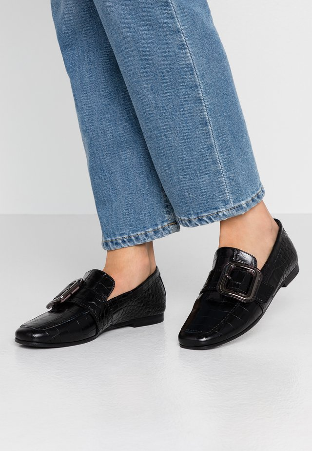 NINA - Slippers - black