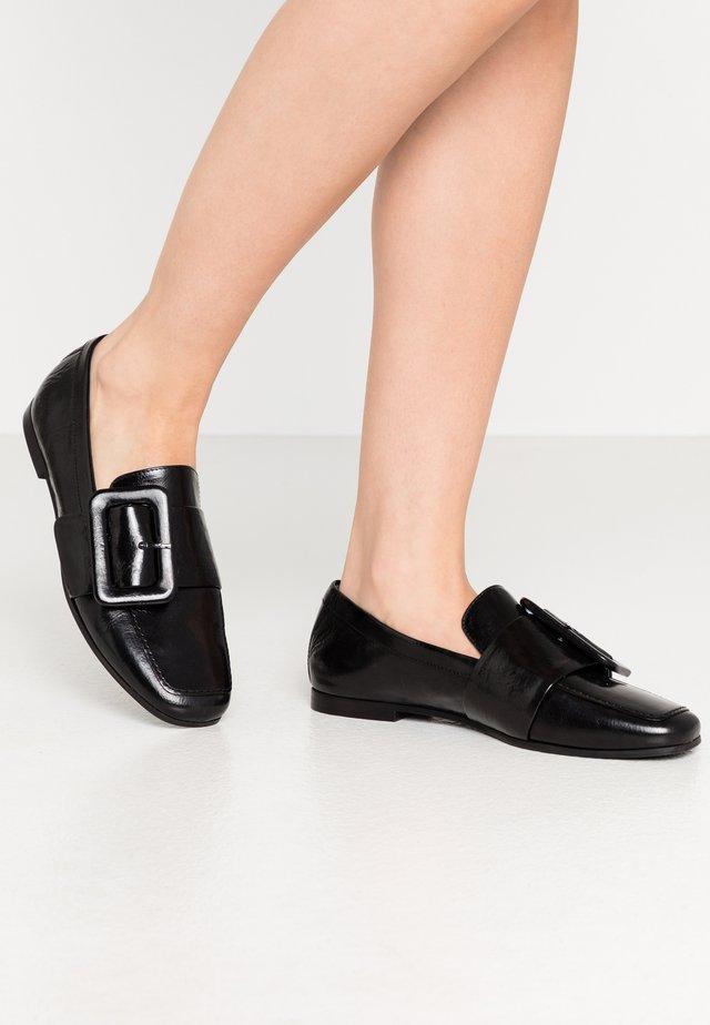 NINA - Slipper - schwarz