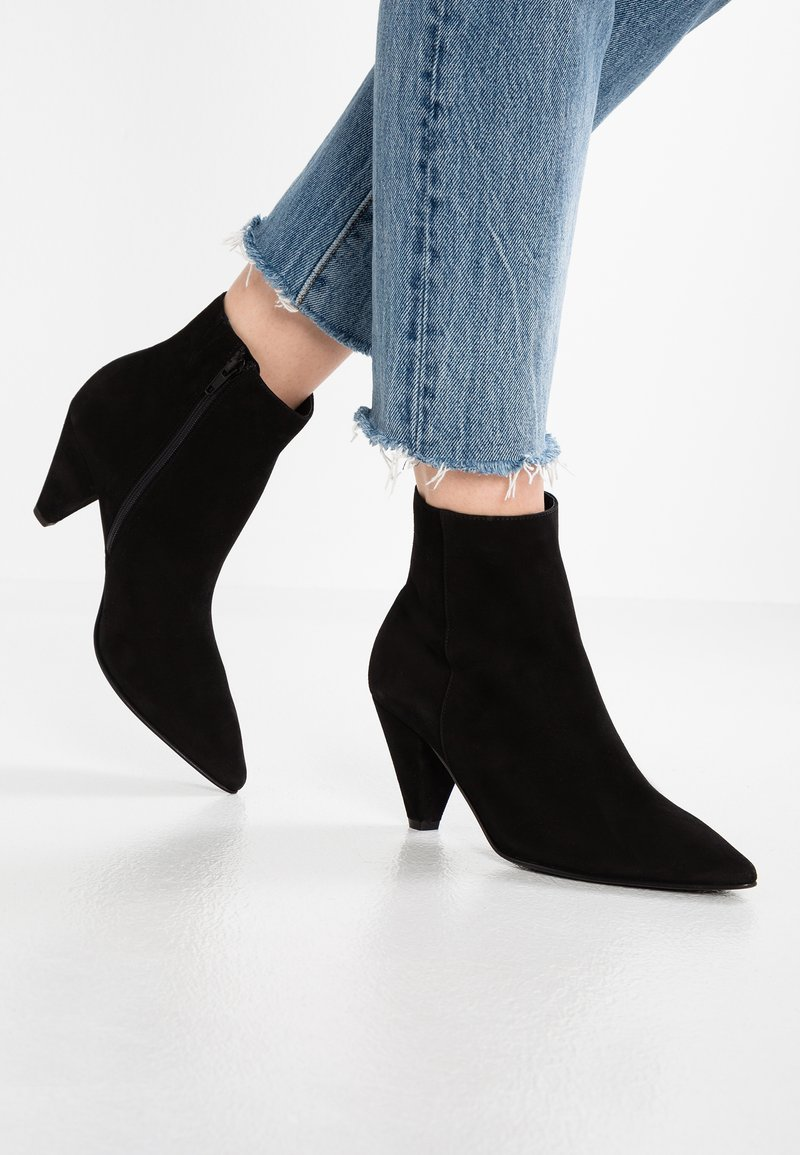 Kennel + Schmenger - LIZ - Ankle boots - schwarz