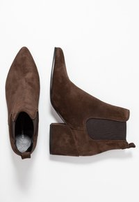Kennel + Schmenger - ABBY - Ankle boots - testa di moro - 1