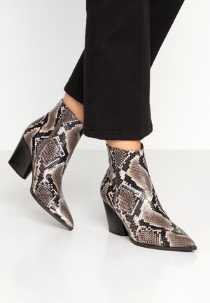 AMBER - Ankle boots - roccia