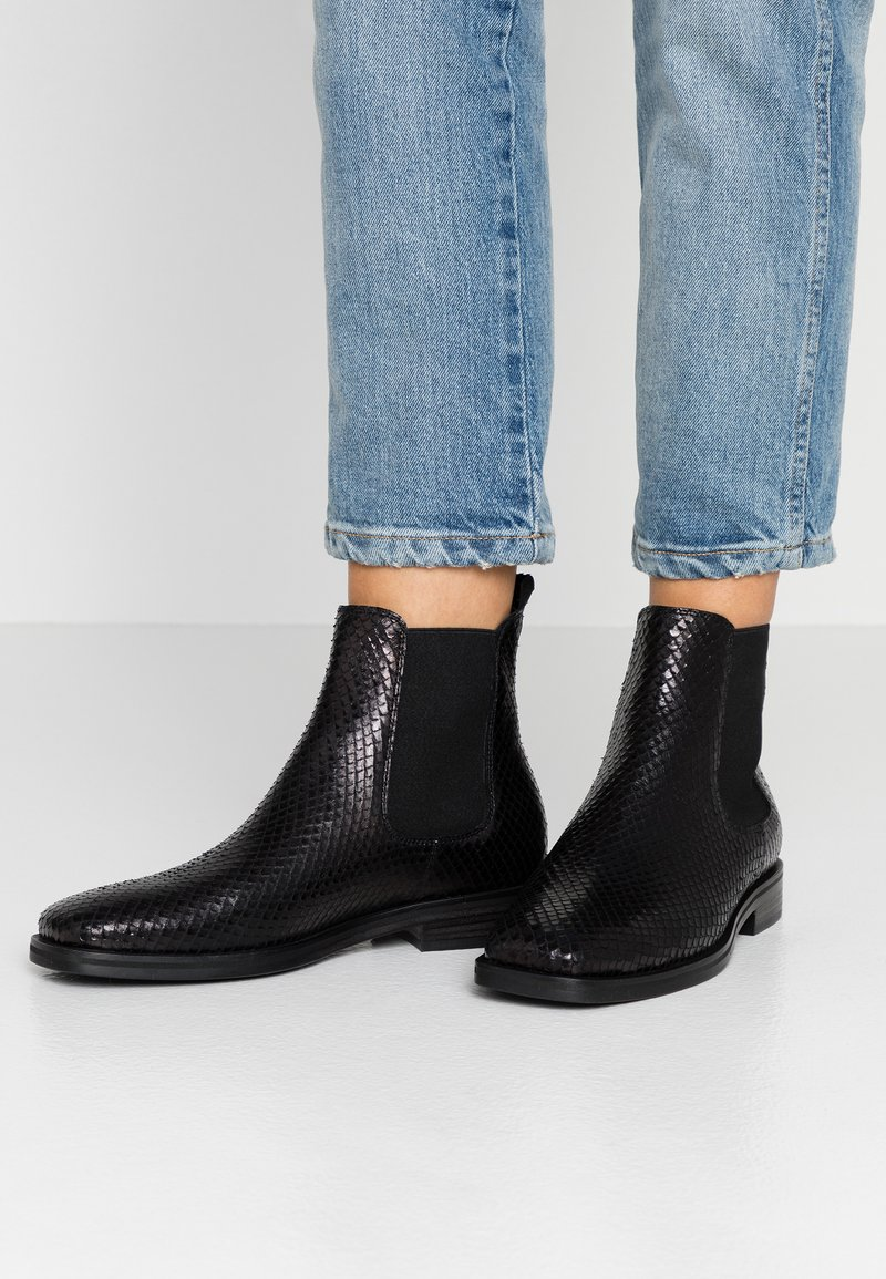 Kennel + Schmenger - JOAN - Classic ankle boots - black