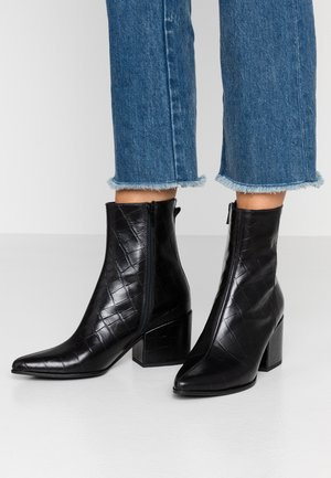 ABBY - Classic ankle boots - black
