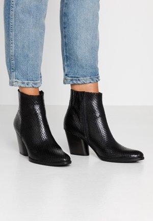 LARA - Classic ankle boots - black