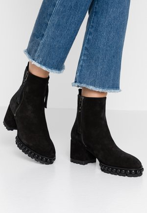 MARA - Classic ankle boots - schwarz/black