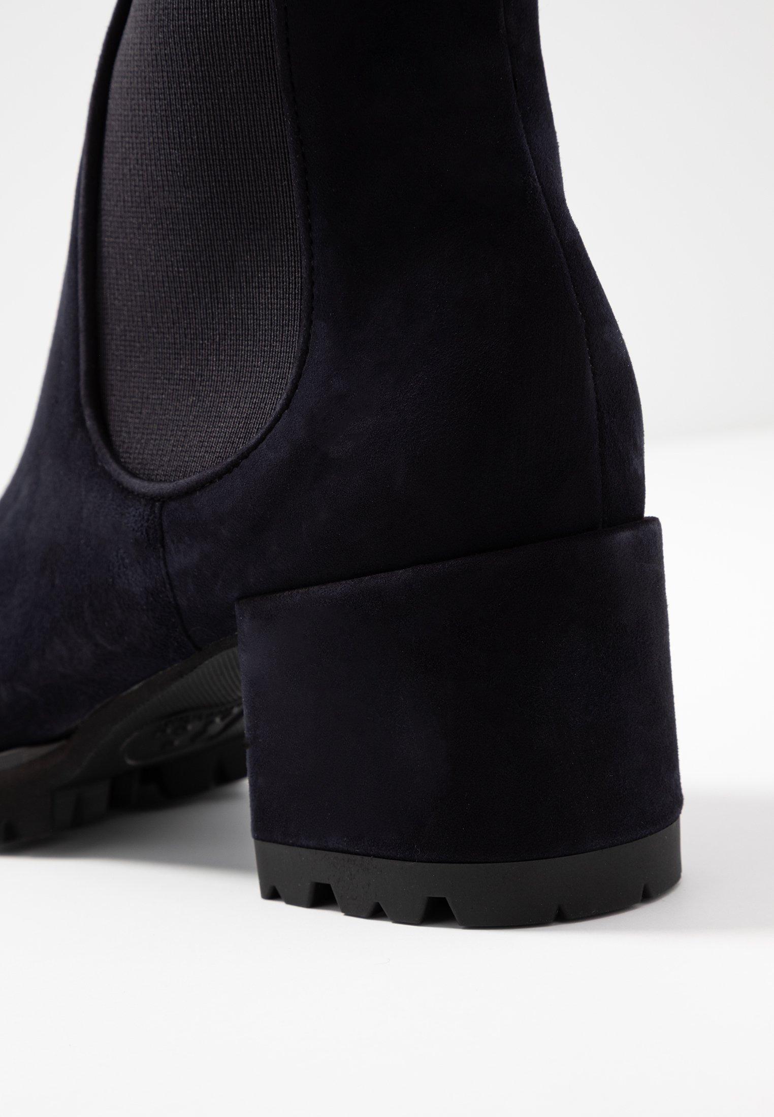 Kennel + Schmenger CORI - Boots à talons ocean