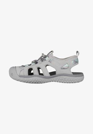 SOLR - Walking sandals - light grey