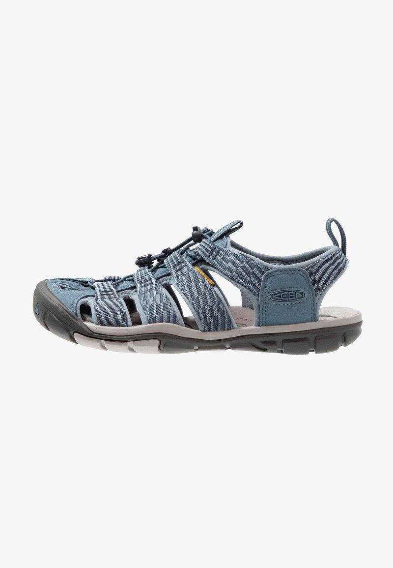 Keen - CLEARWATER CNX - Walking sandals - blue mirage/citadel