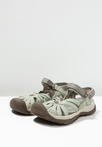 Keen - CLEARWATER CNX - Vaellussandaalit - pad/celadon - 2