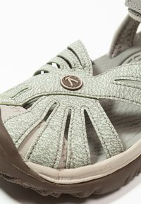 Keen - CLEARWATER CNX - Vaellussandaalit - pad/celadon - 5