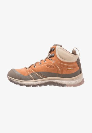 TERRADORA MID WP - Scarpa da hiking - timber/cornstalk
