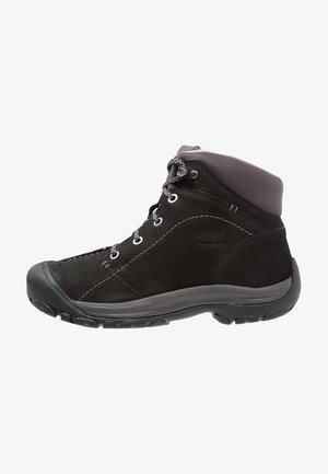 KACI MID WP - Winter boots - black/magnet
