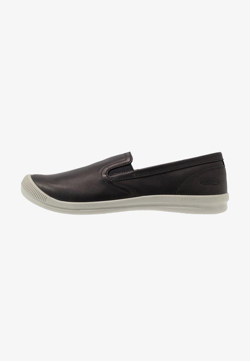 Keen - LORELAI SLIP-ON - Vandresko - black