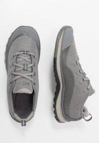 Keen - TERRADORA - Outdoorschoenen - steel grey/raven - 1