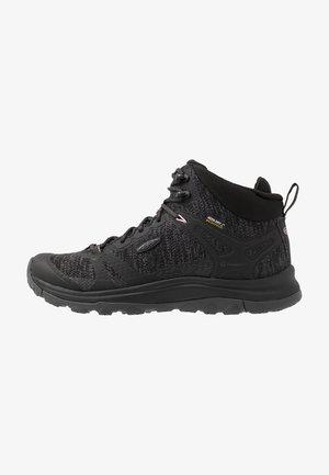 TERRADORA II MID WP - Chaussures de marche - black/magnet