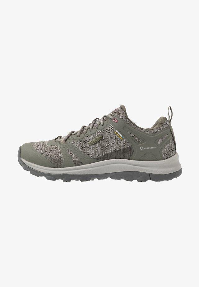 TERRADORA II WP - Hiking shoes - dusty olive/nostalgia rose
