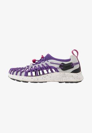 UNEEK - Hiking shoes - vapor/royal purple