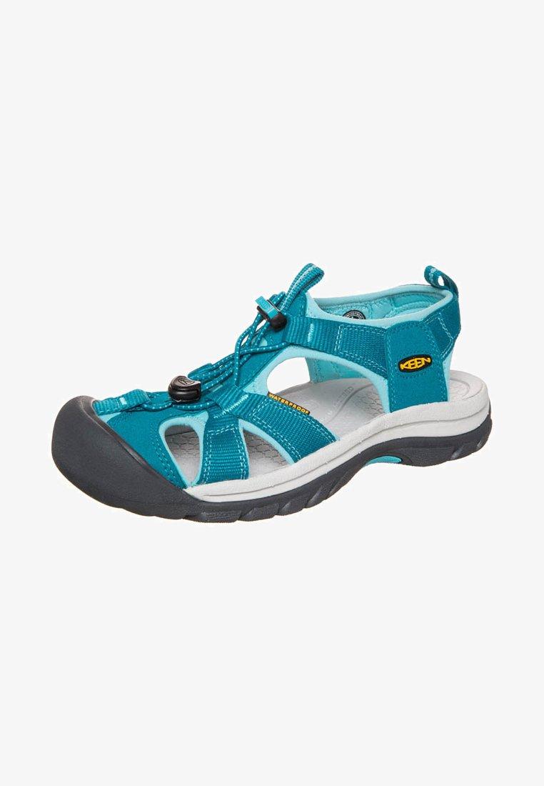 Keen - VENICE H2 - Walking sandals - celestial/blue grotto