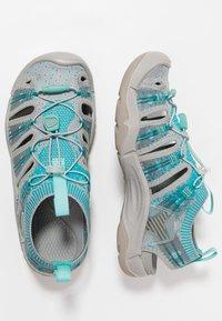 Keen - EVOFIT ONE - Sandales de randonnée - paloma/lake blue - 1
