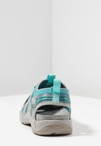 Keen - EVOFIT ONE - Sandales de randonnée - paloma/lake blue - 3