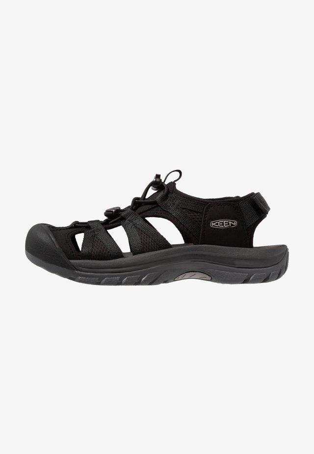 VENICE II H2 - Vaellussandaalit - black/steel grey