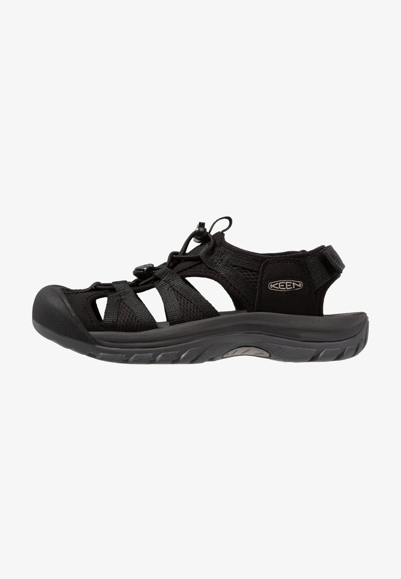Keen - VENICE II H2 - Walking sandals - black/steel grey