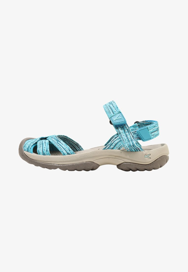 Keen - BALI STRAP - Walking sandals - radiance/algiers