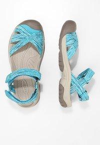 Keen - BALI STRAP - Walking sandals - radiance/algiers - 1