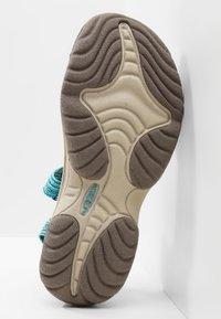 Keen - BALI STRAP - Walking sandals - radiance/algiers - 4