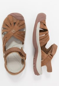 Keen - ROSE - Outdoorsandalen - tan - 1