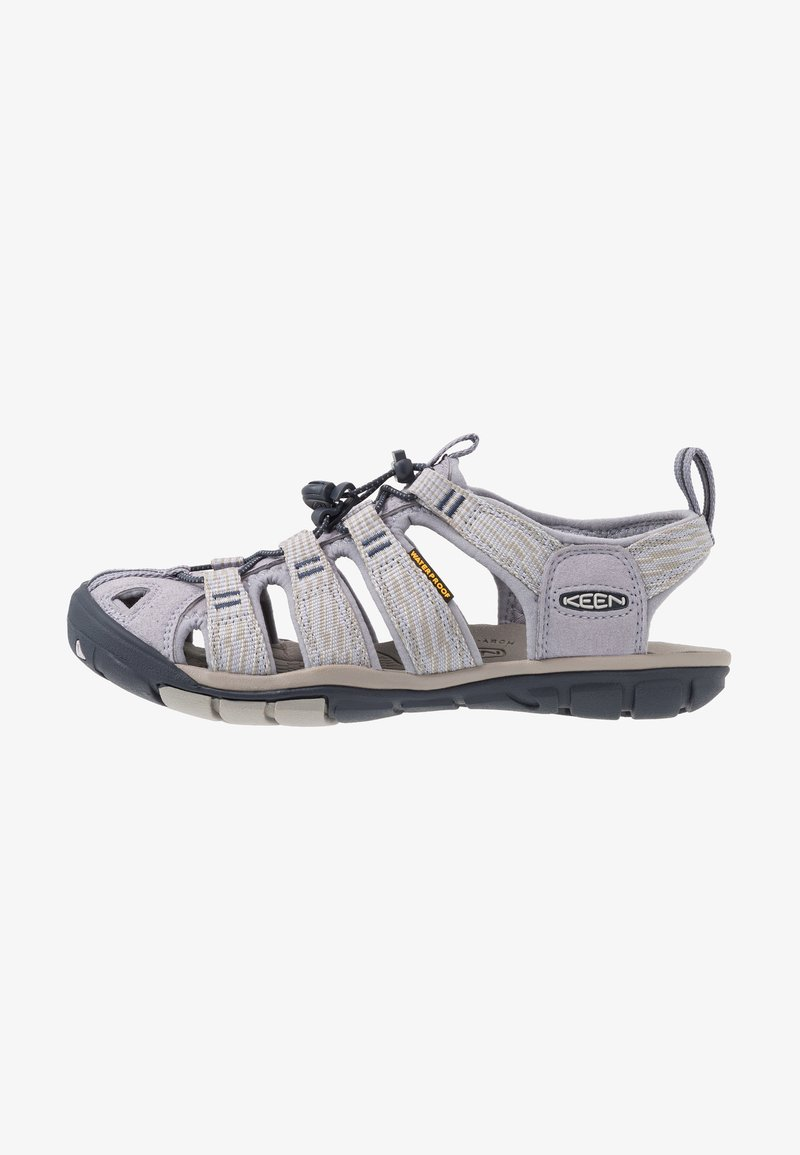 Keen - CLEARWATER CNX - Outdoorsandalen - dapple grey/dress blue
