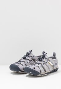 Keen - CLEARWATER CNX - Outdoorsandalen - dapple grey/dress blue - 2