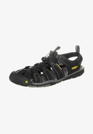 CLEARWATER CNX - Sandales de randonnée - black/gargoyle