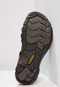 Keen - NEWPORT - Walking sandals - brown - 4