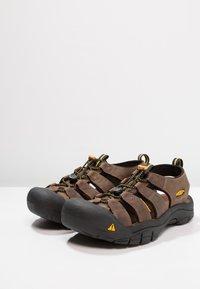 Keen - NEWPORT - Walking sandals - brown - 2