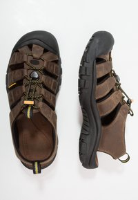Keen - NEWPORT - Walking sandals - brown - 1