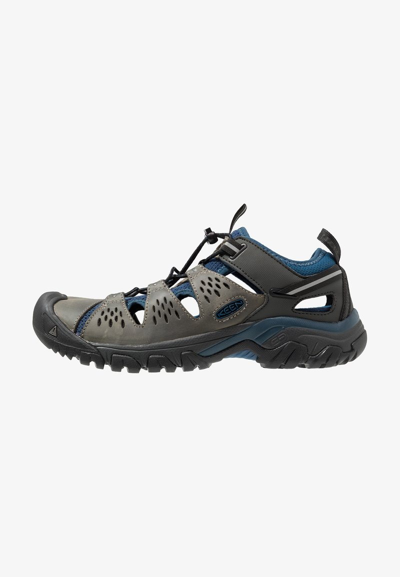 Keen - ARROYO III - Hiking shoes - empire/blue opal
