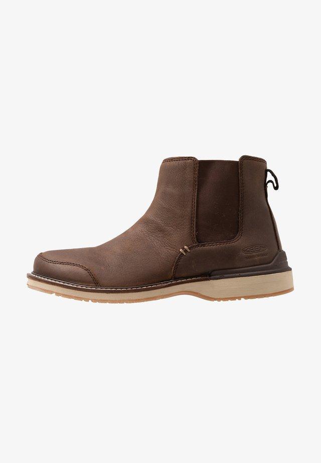 EASTIN CHELSEA - Chaussures de marche - brown