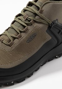 Keen - CITIZEN EVO MID  - Outdoorschoenen - olive night/black - 5