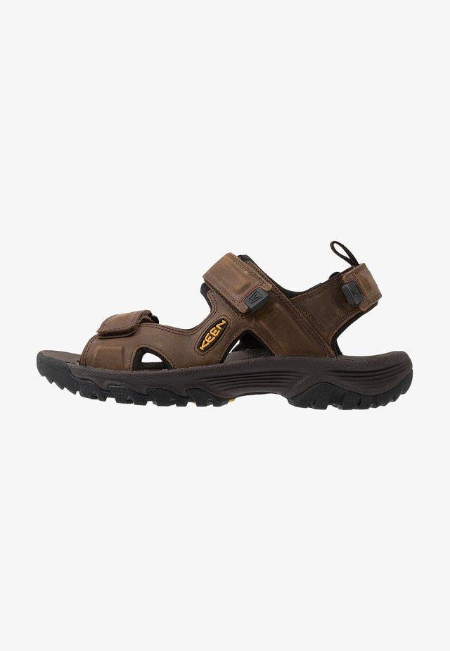 TARGHEE III OPEN TOE SANDAL - Walking sandals - mulch